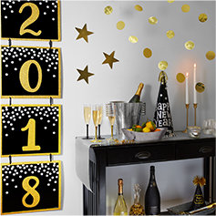 New Year Eve Decorations