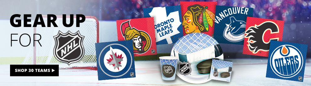 Gear up for NHL Shop 30 Teams