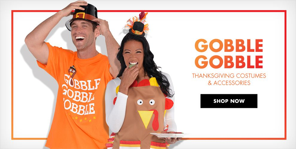 Thanksgiving Costumes & Accessories
