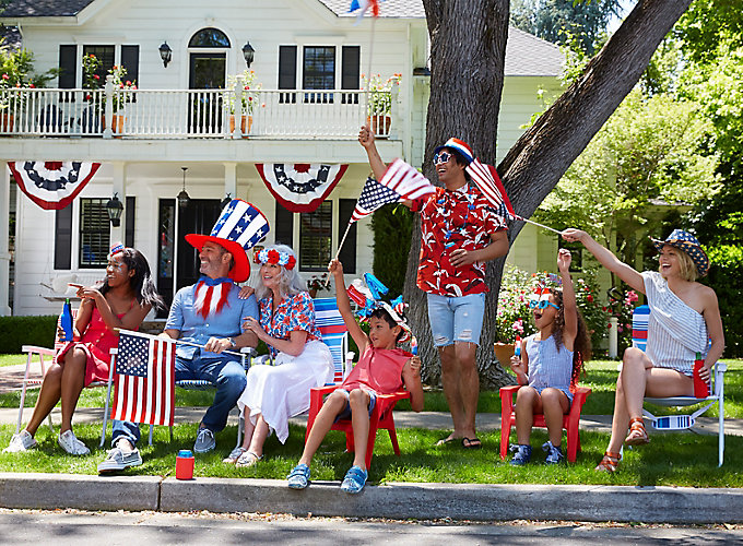 Patriotic party: the must-have essentials for a festive Fourth