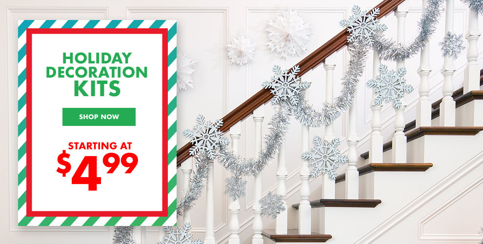 Holiday Decorating Kits - 30% off Shop Now