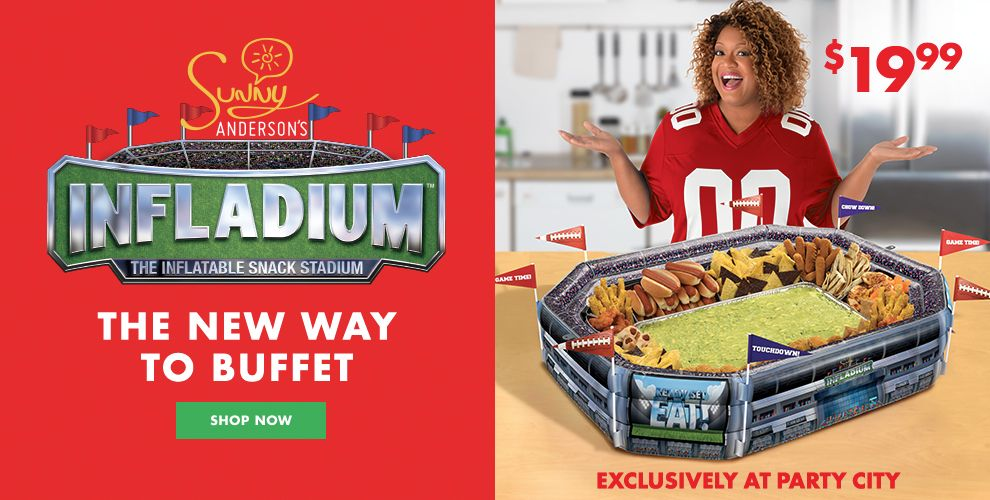 Infladium The New Way to Buffet Shop Now