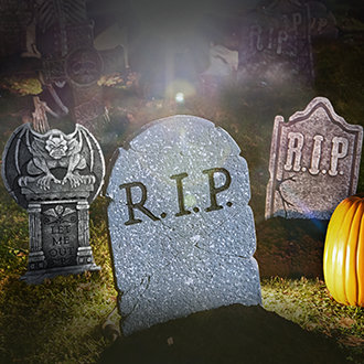 Tombstones Buy 2 Get 1 Free - reg price $6.99 each