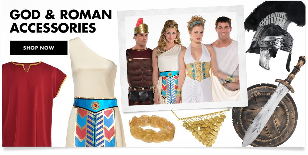 God & Roman Accessories