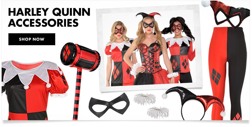 Harley Quinn Accessories