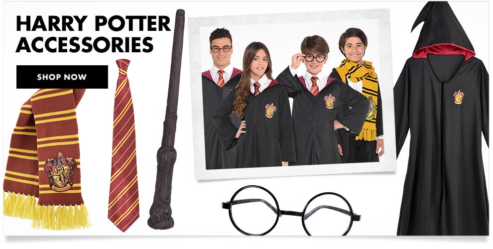 Harry Potter Costume Accessories