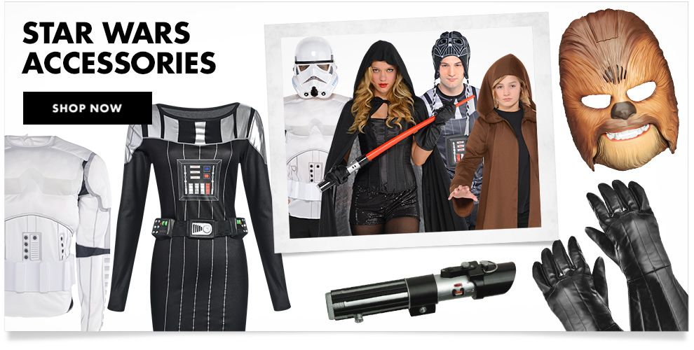 Star Wars Costume Accessories