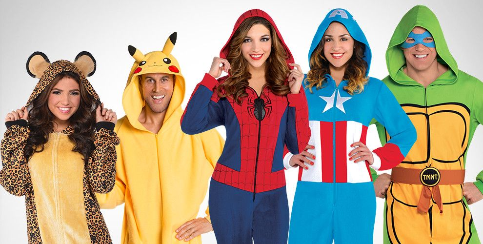 Zipster Costumes