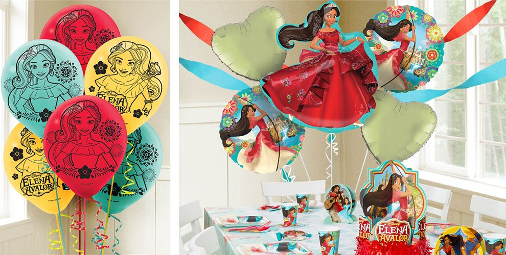 Elena of Avalor Balloons