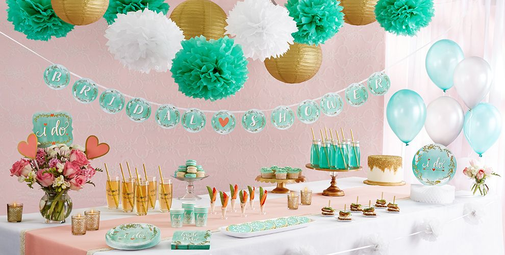 Mint to Be Party Supplies