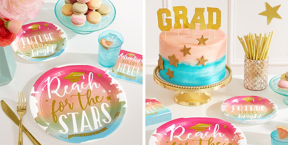 Reach For The Stars Graduation Party Supplies