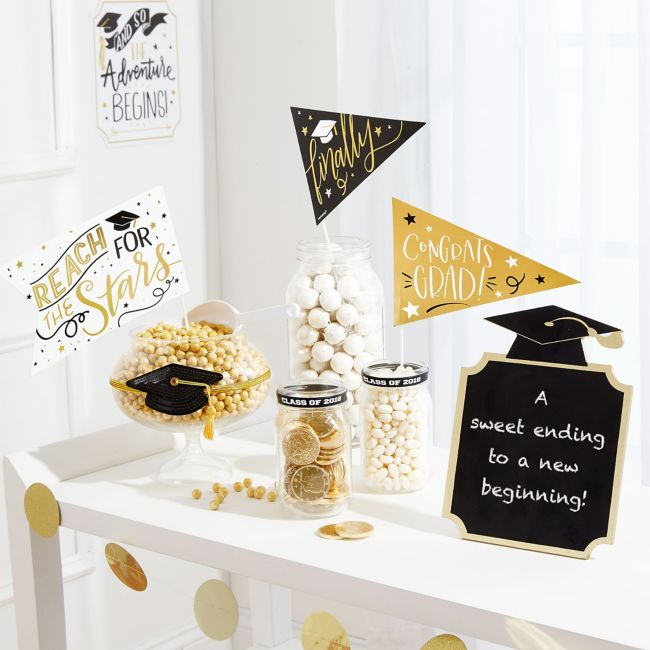 13 Easy Graduation Party Food Ideas For 2021 Party City