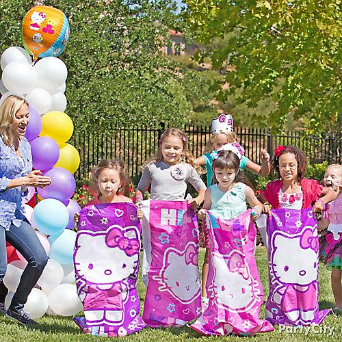 Hello Kitty Party Ideas