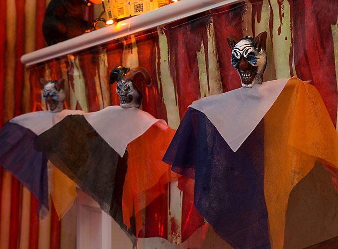 Creepy Carnival Decorating Ideas