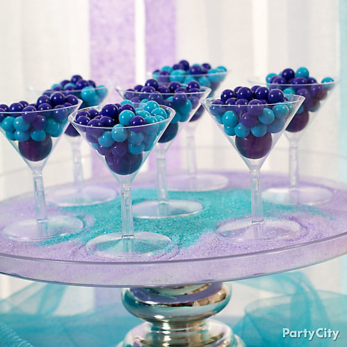 Candy Martinis Idea