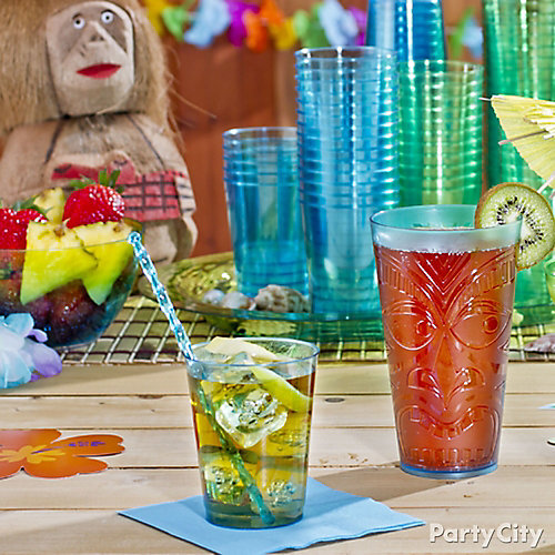Tropical Pineapple Mojito Cocktail Recipe