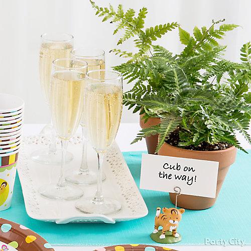 Jungle Drink Display Idea