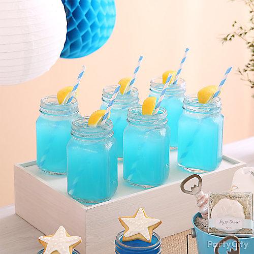 Sea Breeze Drink Idea