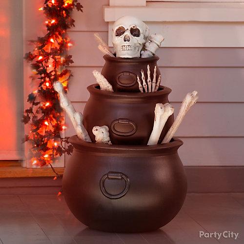 Cauldron Of Bones Idea