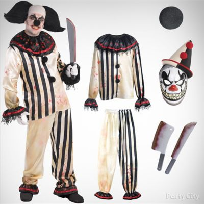 Mens Scary Clown Costume Idea Top Mens Halloween Costume Ideas