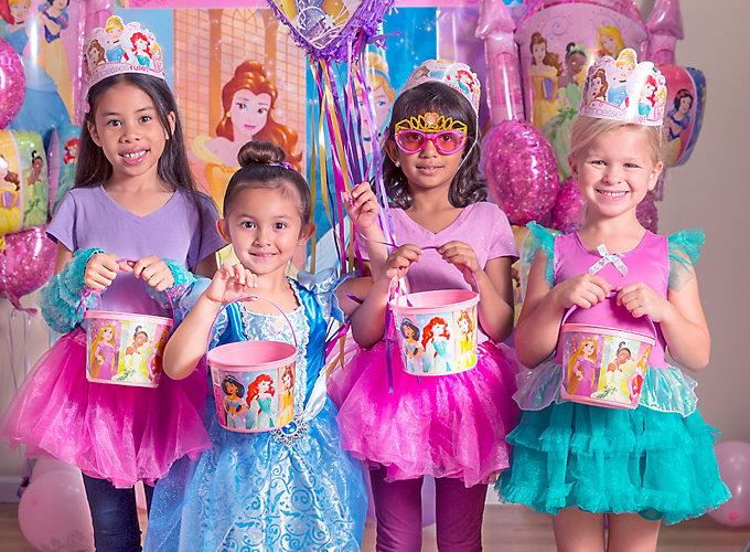 Disney Princess Party Ideas