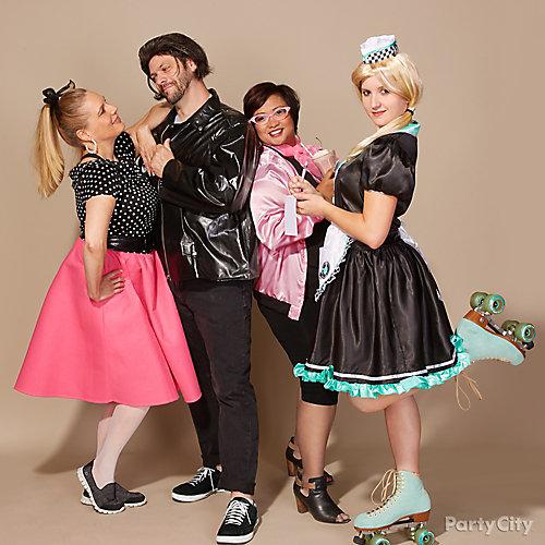 50s Group Costume Idea