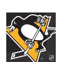 Pittsburgh Penguins Lunch Napkins Ct