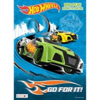 Hot wheels party supplies hot wheels birthday party city hot wheels coloring activity book filmwisefo Image collections