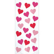 large key to your heart treat bags 20ct