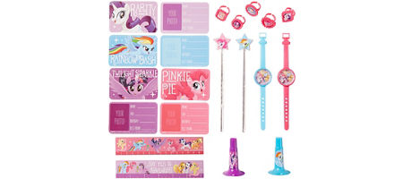 My Little Pony Party Supplies My Little Pony Birthday