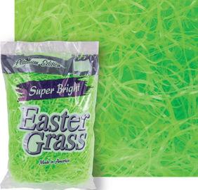 Kiwi Green Plastic Easter Grass