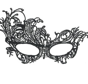 black champagne masquerade mask 7 1 2in x 4in party city