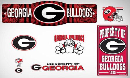 Georgia Bulldogs Party Supplies Party City