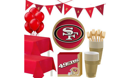 Ers Party Supplies Party City
