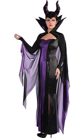 womens maleficent costume couture sleeping beauty