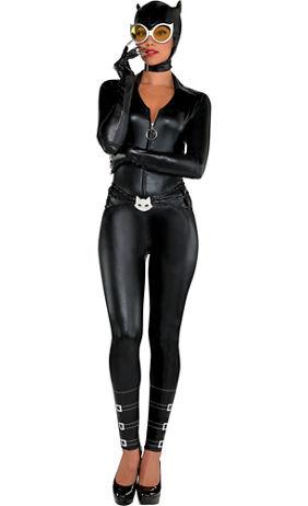 adult catwoman costume dc comics new 52
