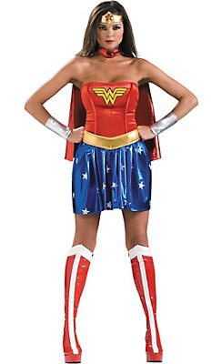 DC Comics Costumes for Kids & Adults   Party City