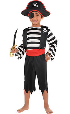 Pirate costumes party city toddler boys rascal pirate costume solutioingenieria Image collections