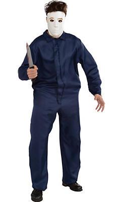 adult michael myers costume plus size