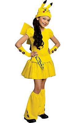 Pokemon Costumes for Kids & Adults | Party City