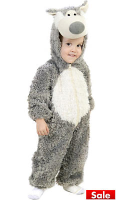 Werewolf costumes for kids adults party city baby big bad wolf costume solutioingenieria Image collections