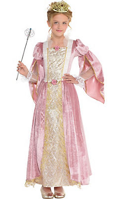 Girls' Princess Costumes | Party City