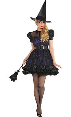 Party City Womens Halloween Costumes