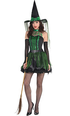 Witch Costumes for Kids & Adults   Party City
