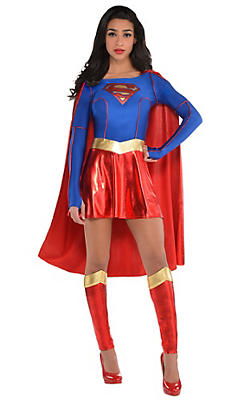 Womens Superhero Costumes - Superhero Costume Ideas | Party City
