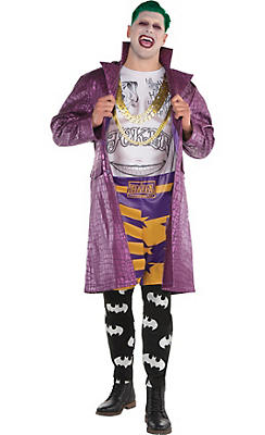 The Joker Costumes - Suicide Squad Joker Suits for Kids & Adults ...