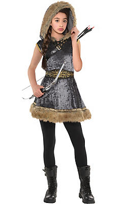 Classic Halloween Costumes for Girls | Party City