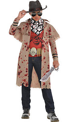 Boys Zombie Slayer Costume