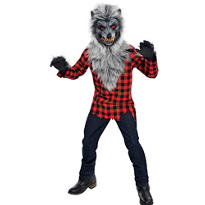 Boys Hungry Howler Werewolf Costume
