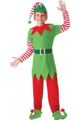 bc462b248ce73 Christmas Elf Costumes for Kids   Adults - Elf Outfits   Accessories ...